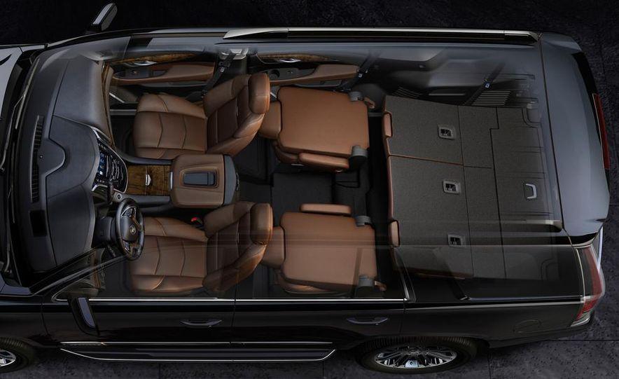 2015 Cadillac Escalade - Slide 4