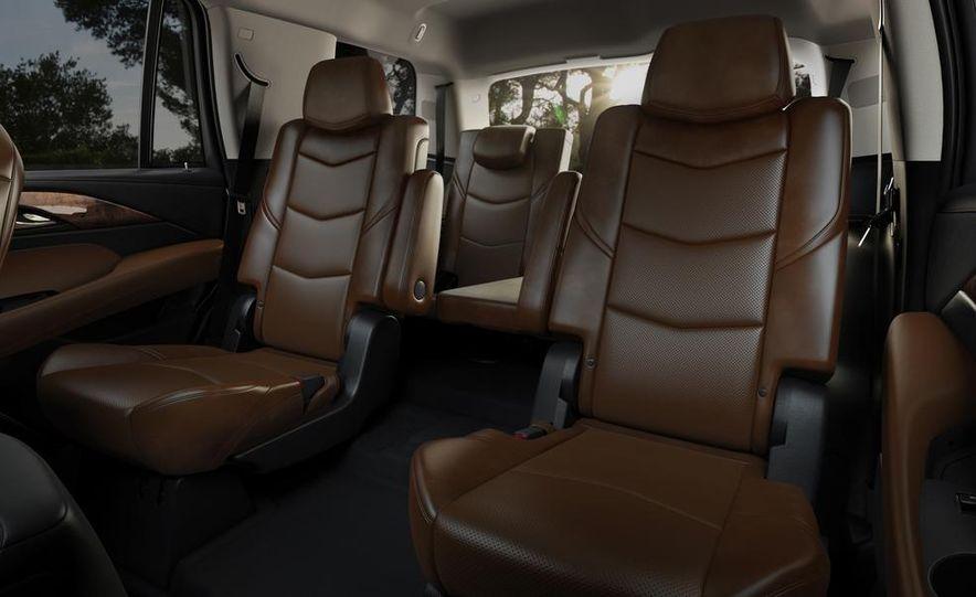 2015 Cadillac Escalade - Slide 6