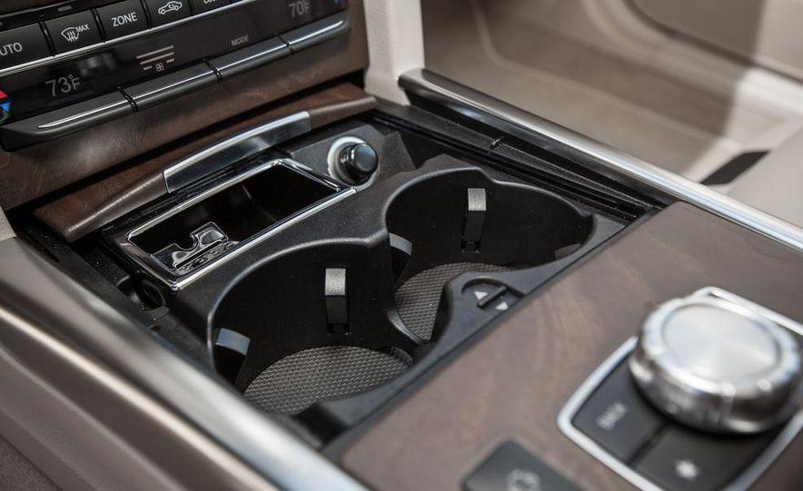 2014 Mercedes-Benz E250 BlueTec 4MATIC - Slide 34