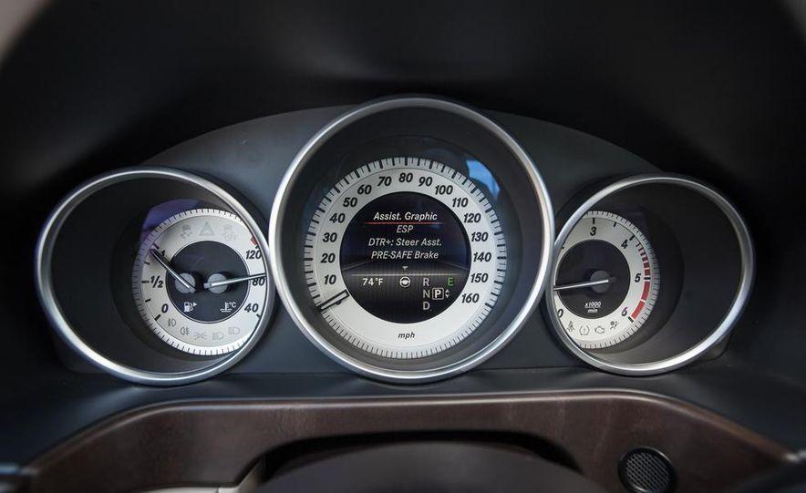 2014 Mercedes-Benz E250 BlueTec 4MATIC - Slide 27