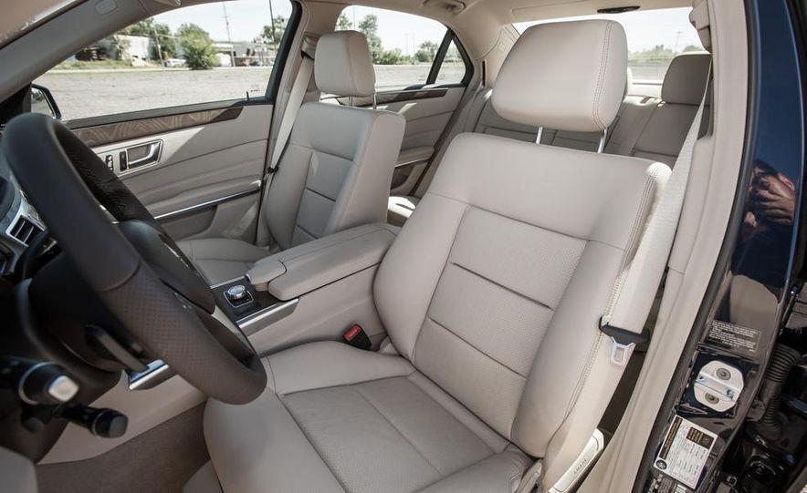2014 Mercedes-Benz E250 BlueTec 4MATIC - Slide 22