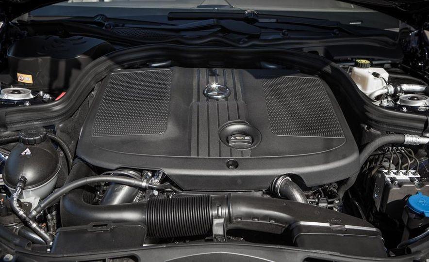 2014 Mercedes-Benz E250 BlueTec 4MATIC - Slide 37