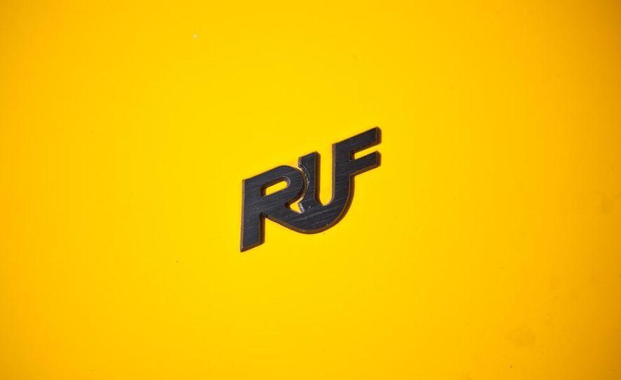 """1987 Ruf CTR """"Yellowbird"""" 911 Turbo - Slide 13"""