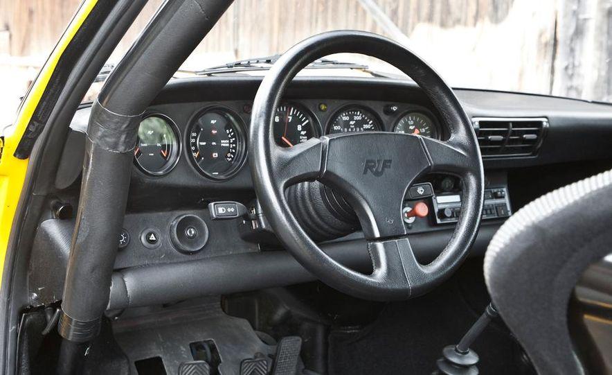 """1987 Ruf CTR """"Yellowbird"""" 911 Turbo - Slide 16"""
