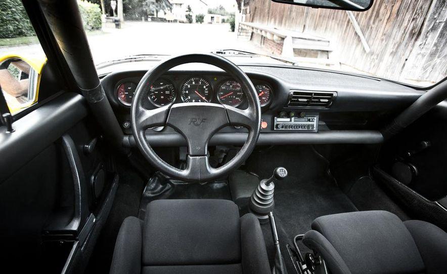"""1987 Ruf CTR """"Yellowbird"""" 911 Turbo - Slide 17"""
