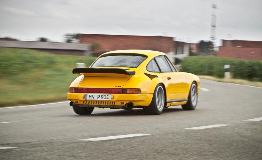"""1987 Ruf CTR """"Yellowbird"""" 911 Turbo - Slide 8"""