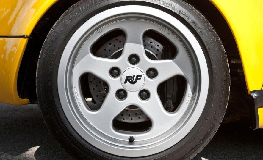 """1987 Ruf CTR """"Yellowbird"""" 911 Turbo - Slide 12"""