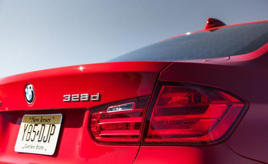 2014 BMW 328d xDrive sedan - Slide 29