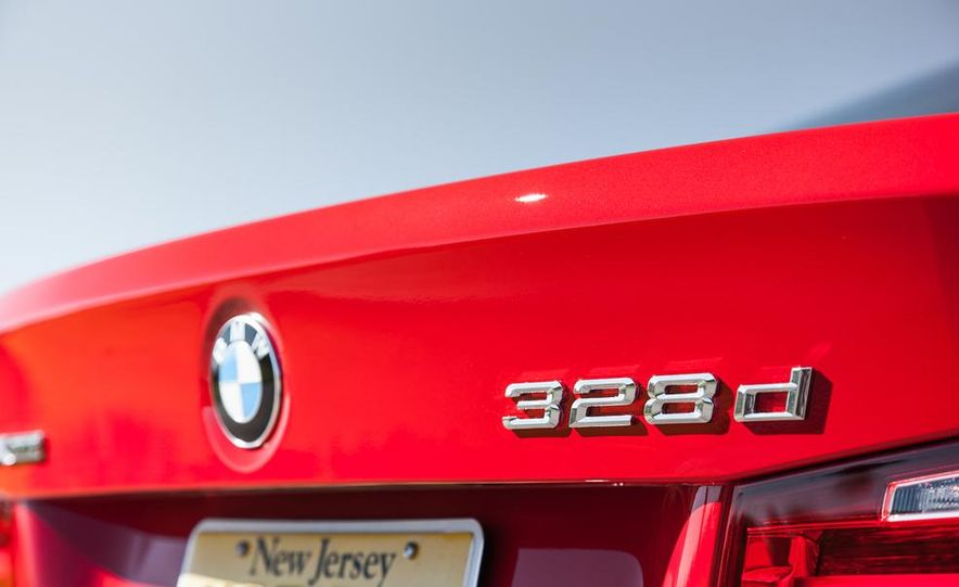 2014 BMW 328d xDrive sedan - Slide 31