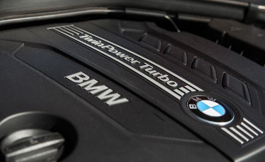 2014 BMW 328d xDrive sedan - Slide 52