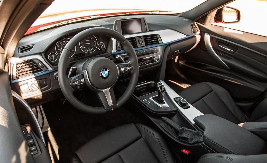 2014 BMW 328d xDrive sedan - Slide 33