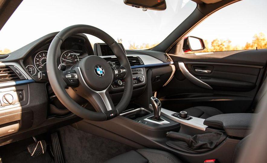 2014 BMW 328d xDrive sedan - Slide 34