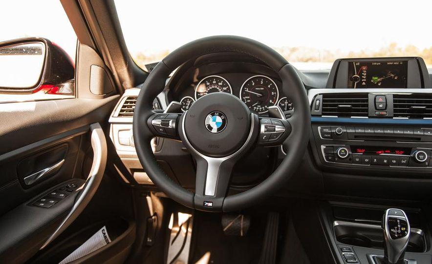 2014 BMW 328d xDrive sedan - Slide 36