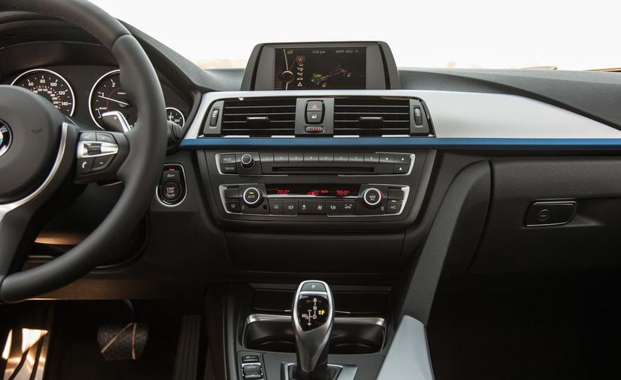 2014 BMW 328d xDrive sedan - Slide 37