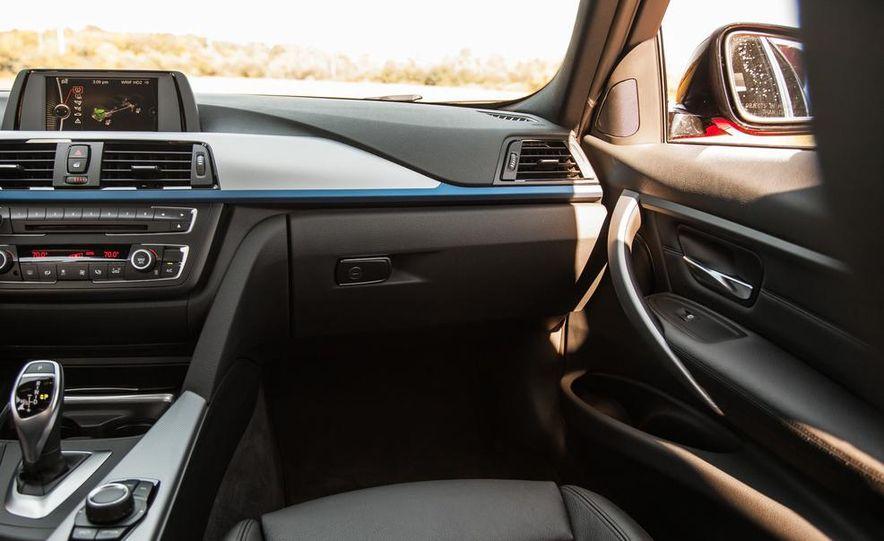 2014 BMW 328d xDrive sedan - Slide 38