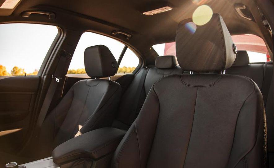 2014 BMW 328d xDrive sedan - Slide 40