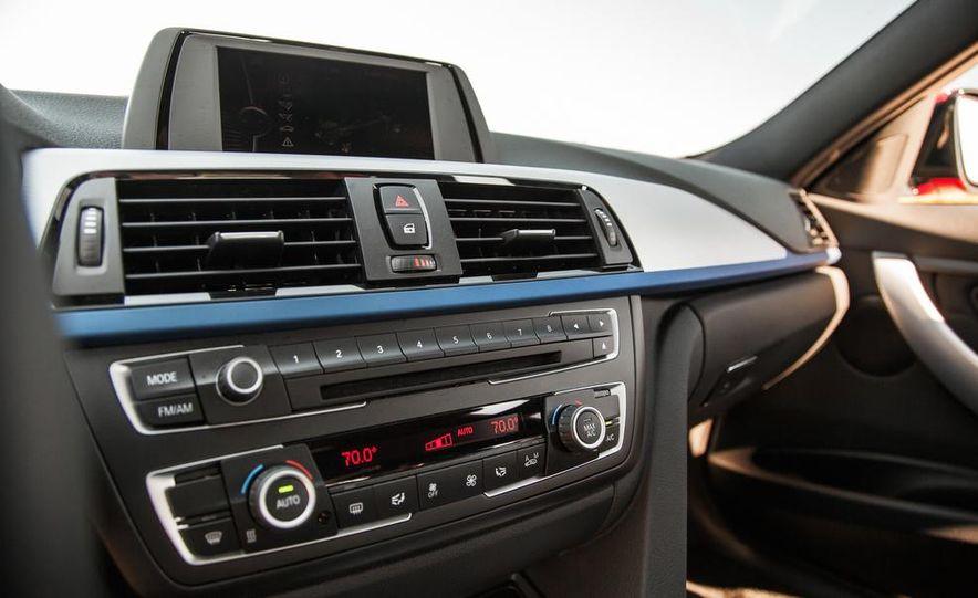 2014 BMW 328d xDrive sedan - Slide 46