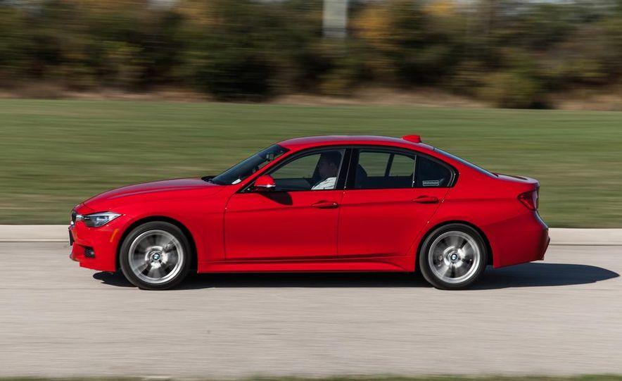 2014 BMW 328d xDrive sedan - Slide 10