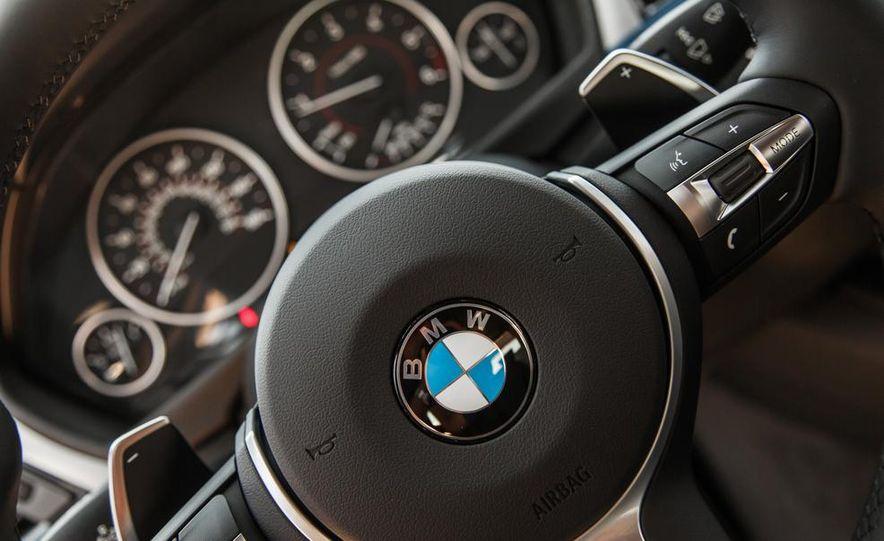 2014 BMW 328d xDrive sedan - Slide 43
