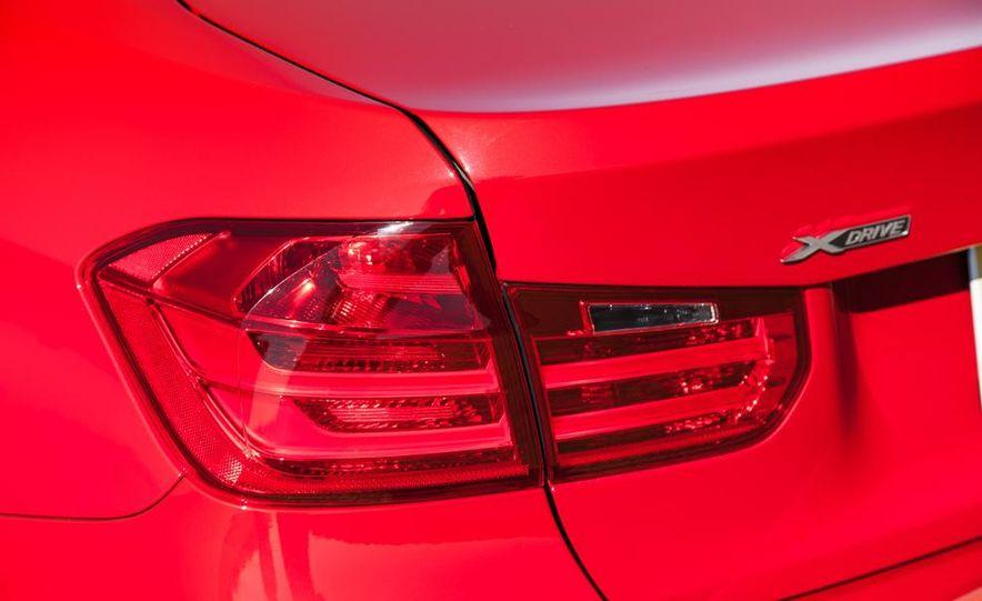 2014 BMW 328d xDrive sedan - Slide 30