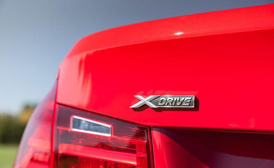 2014 BMW 328d xDrive sedan - Slide 32