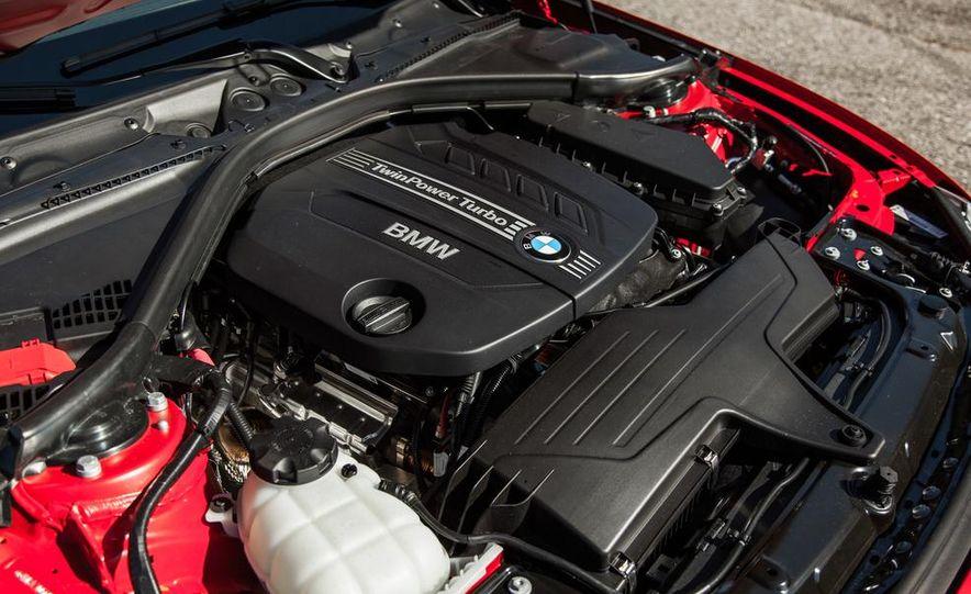 2014 BMW 328d xDrive sedan - Slide 50