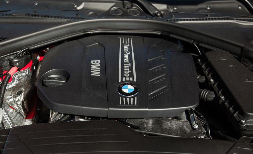 2014 BMW 328d xDrive sedan - Slide 51
