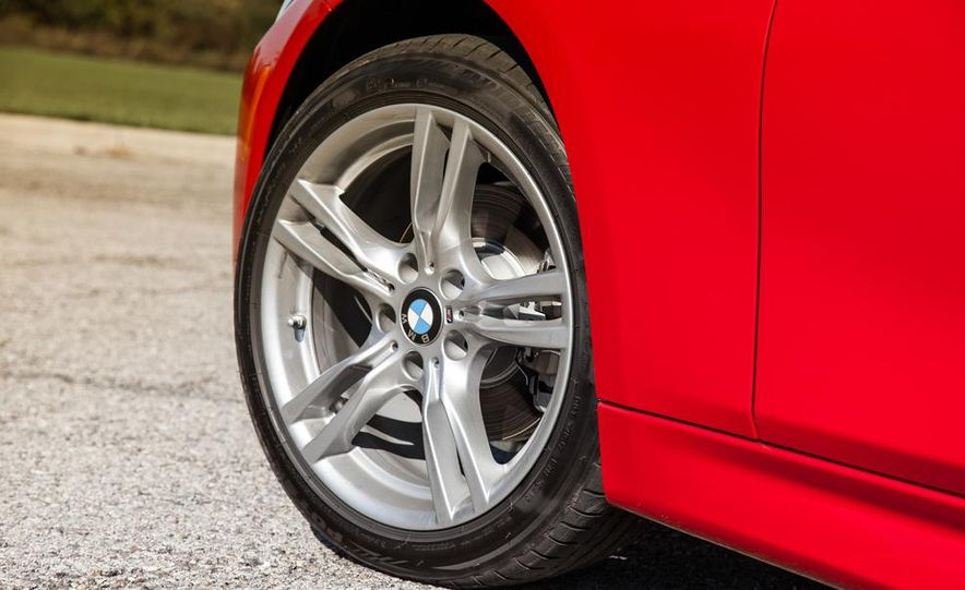 2014 BMW 328d xDrive sedan - Slide 28