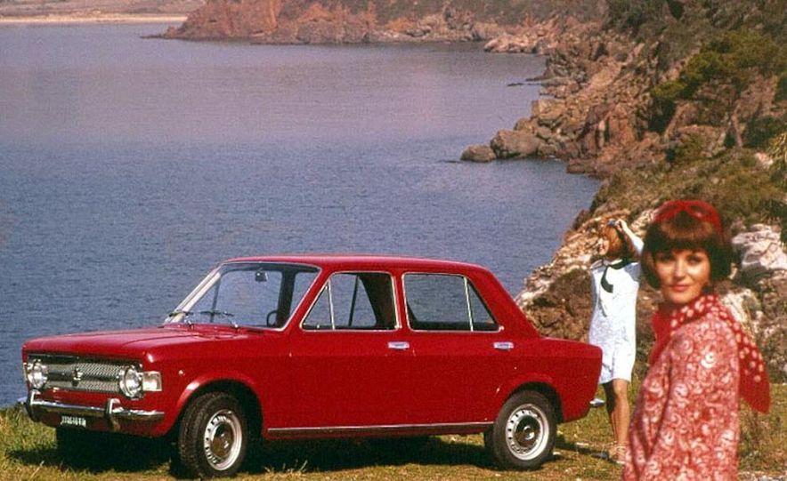 Fiat 128 - Slide 1