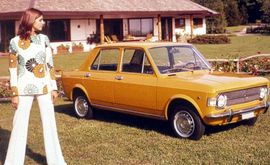 Fiat 128 - Slide 2