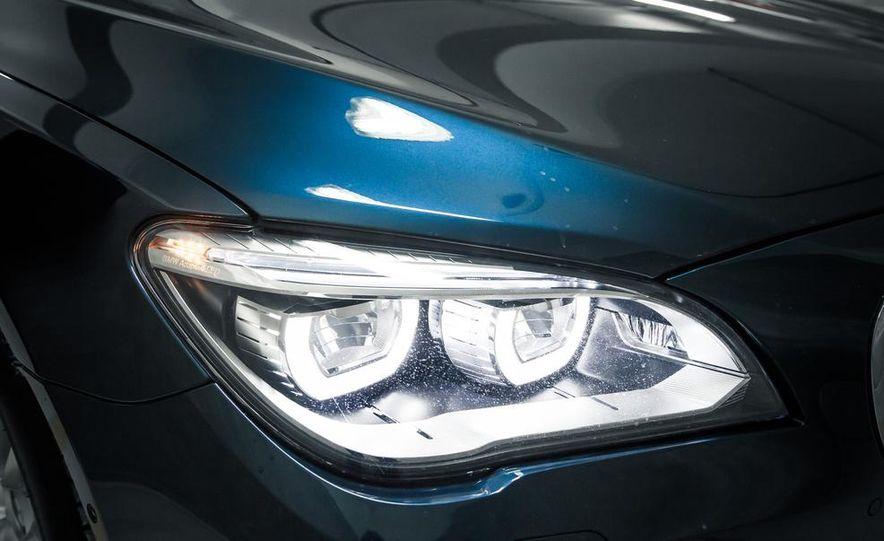 2016 BMW 7-series (spy photo) - Slide 36
