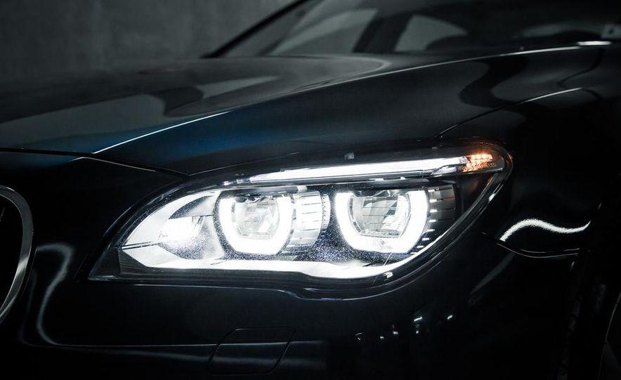 2016 BMW 7-series (spy photo) - Slide 37