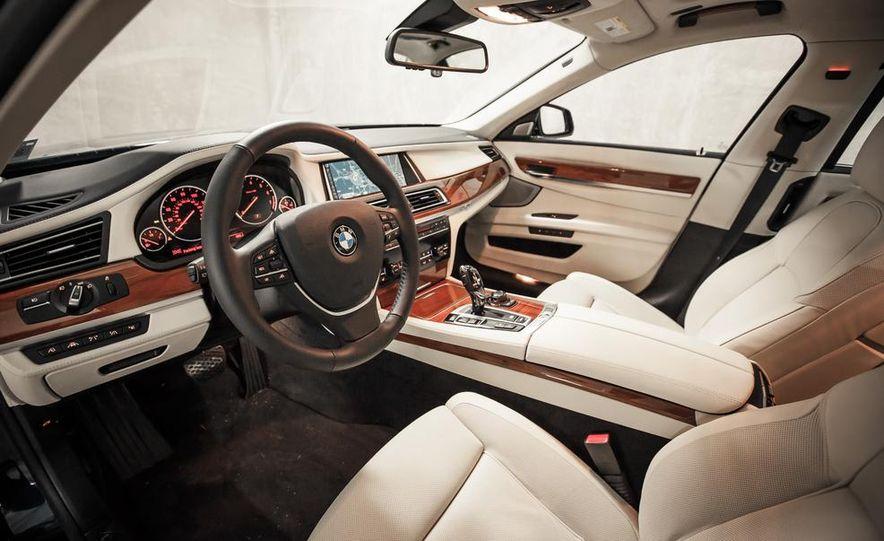 2016 BMW 7-series (spy photo) - Slide 45