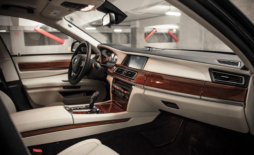 2016 BMW 7-series (spy photo) - Slide 46