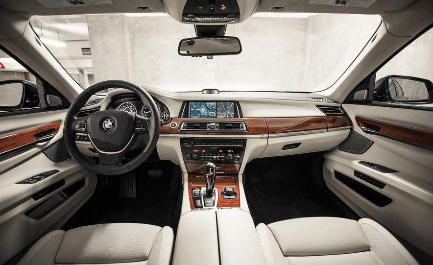2016 BMW 7-series (spy photo) - Slide 47