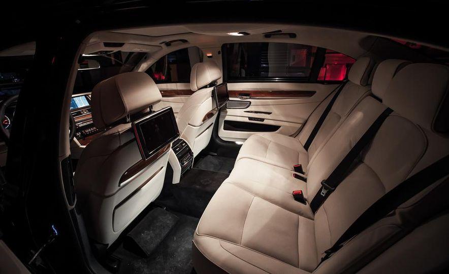 2016 BMW 7-series (spy photo) - Slide 67