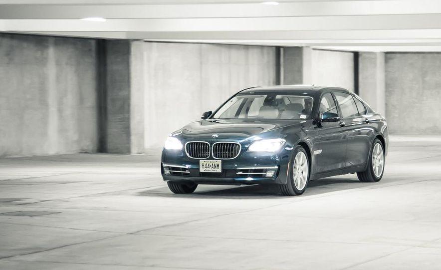 2016 BMW 7-series (spy photo) - Slide 21