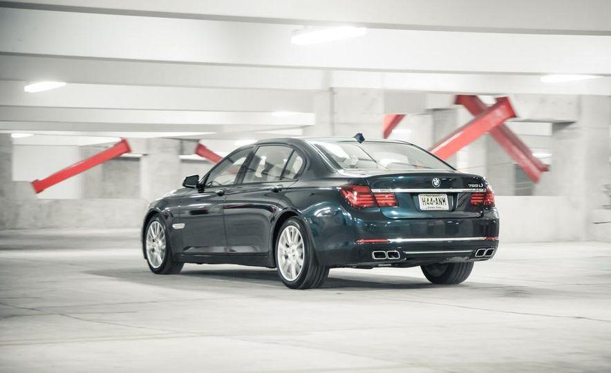 2016 BMW 7-series (spy photo) - Slide 26