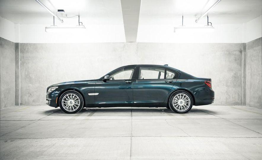 2016 BMW 7-series (spy photo) - Slide 27