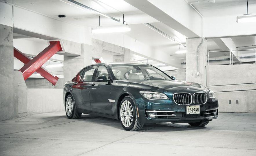 2016 BMW 7-series (spy photo) - Slide 28