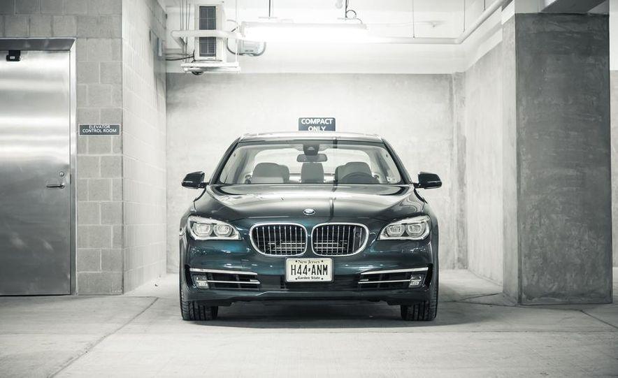 2016 BMW 7-series (spy photo) - Slide 30