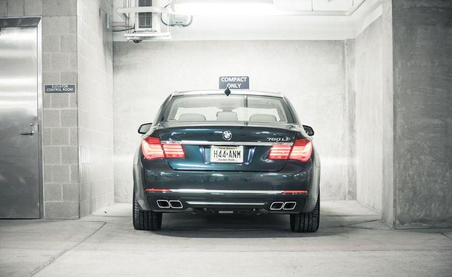 2016 BMW 7-series (spy photo) - Slide 31