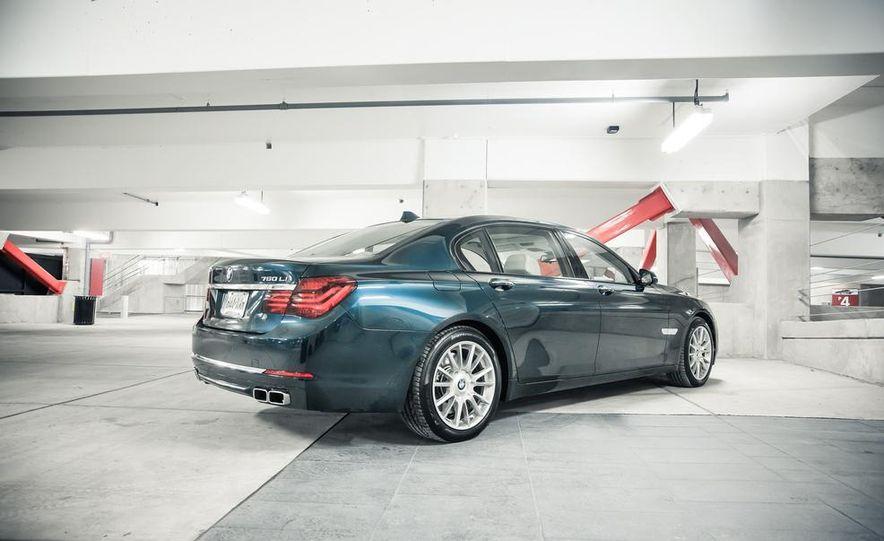 2016 BMW 7-series (spy photo) - Slide 32