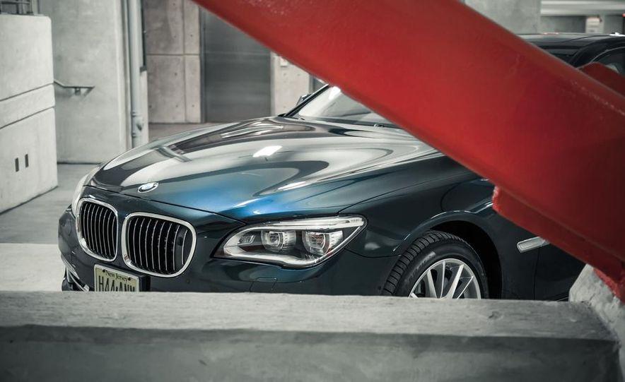 2016 BMW 7-series (spy photo) - Slide 34