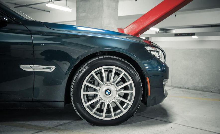 2016 BMW 7-series (spy photo) - Slide 35