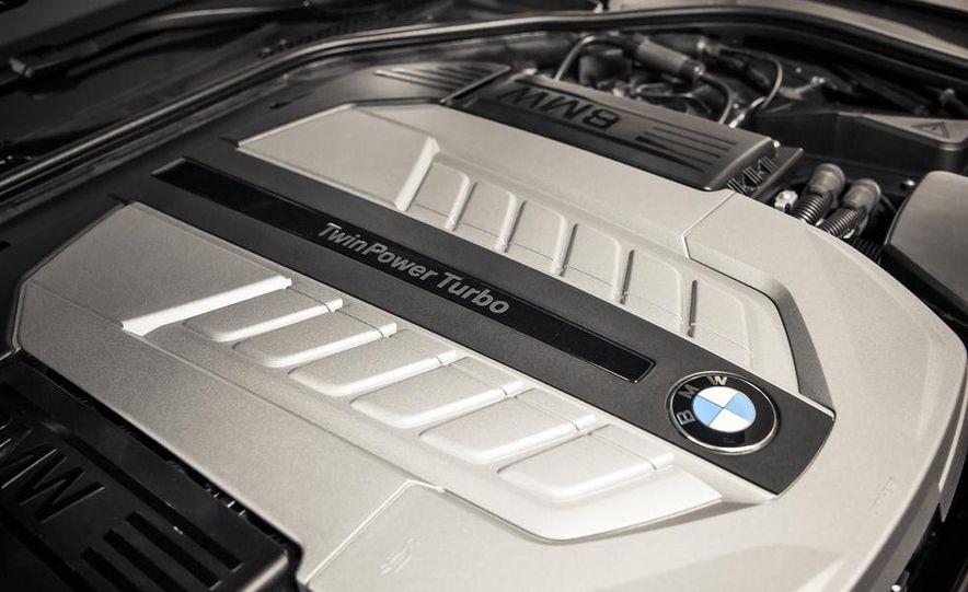 2016 BMW 7-series (spy photo) - Slide 77