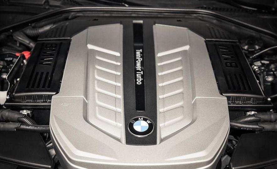 2016 BMW 7-series (spy photo) - Slide 78