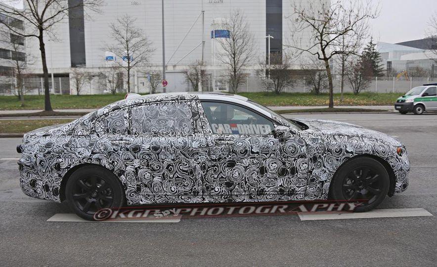 2016 BMW 7-series (spy photo) - Slide 7