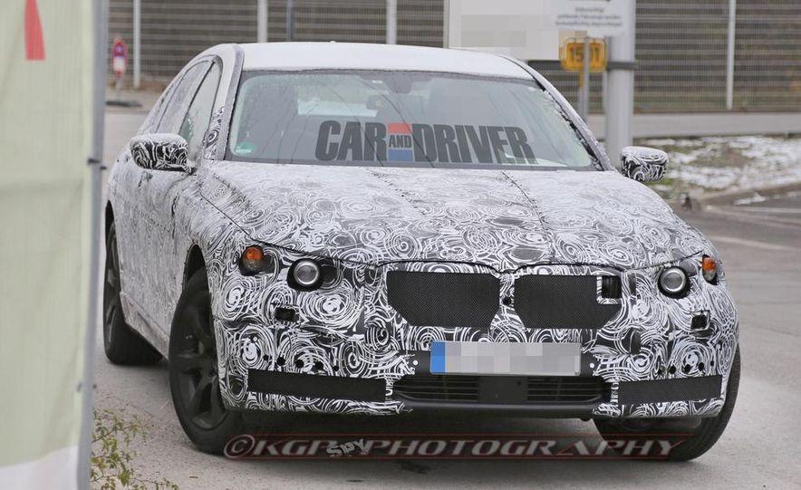 2016 BMW 7-series (spy photo) - Slide 14