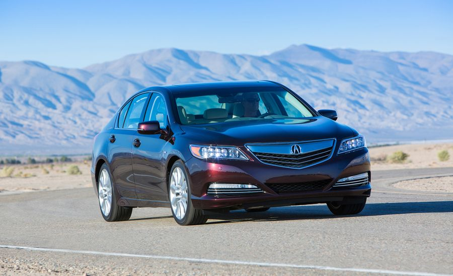 2014 acura rlx sport hybrid sh awd first drive review. Black Bedroom Furniture Sets. Home Design Ideas